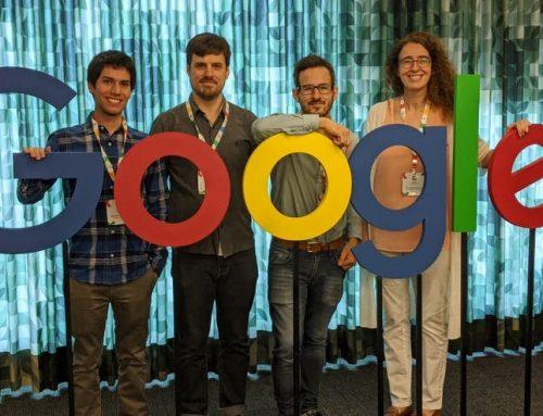 Premio Google a Francisco Soulignac y Gonzalo Lera-Romero