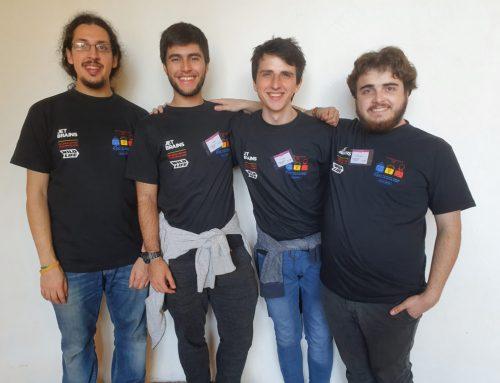 Equipo de Exactas campeón región sur en la competencia ICPC